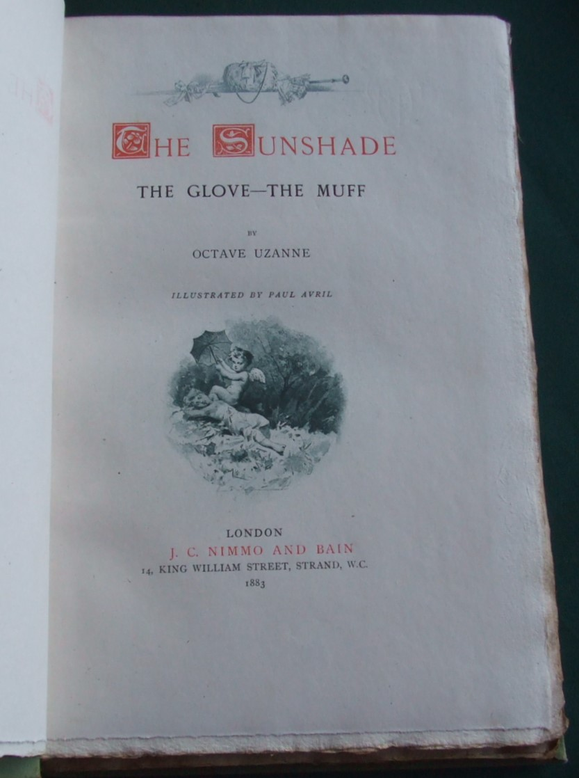 Image for The Sunshade the Glove the Muff