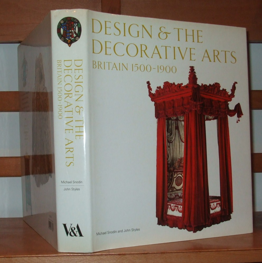 Image for Design & the Decorative Arts Britain 1500-1900