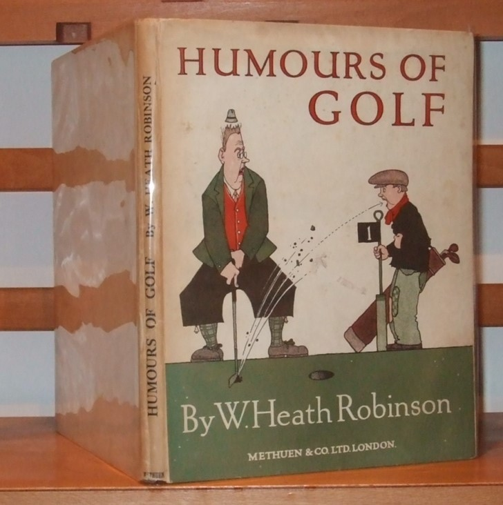 Image for Humours of Golf
