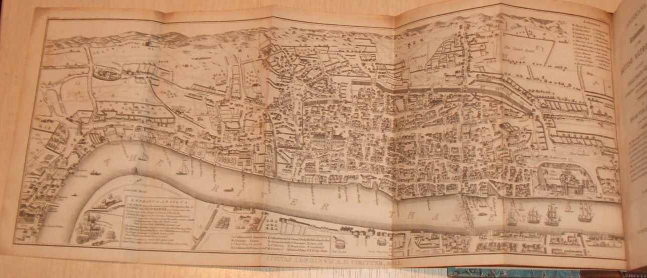 Image for Londiniana or Reminiscences of the British Metropolis Including Characteristic Sketches  Antiquarian, Topographical, Descriptive, and Literary