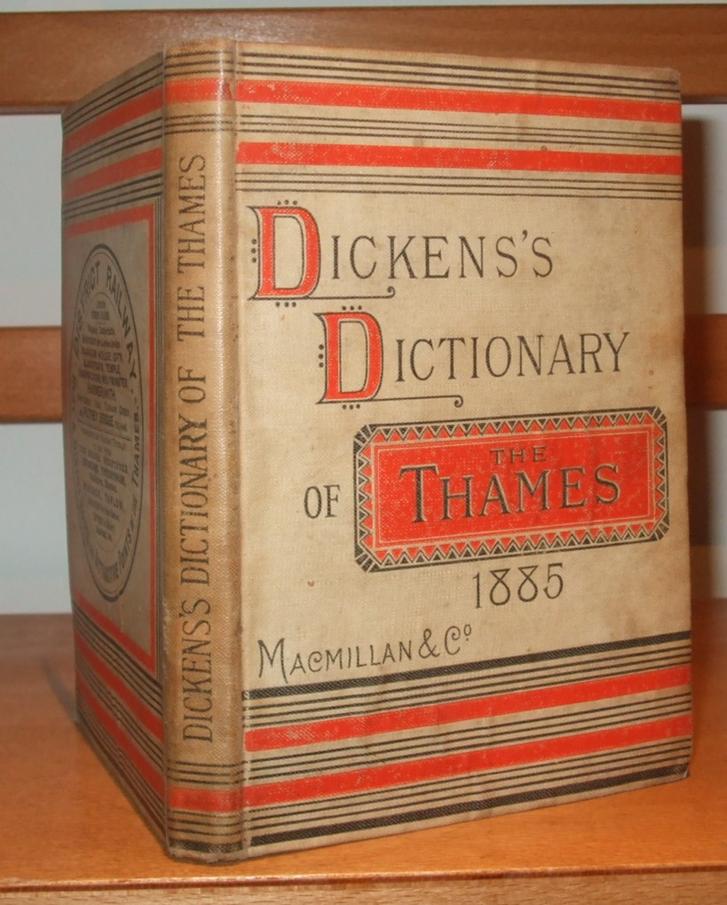 Image for Dickens's Dictionary of the Thames 1885