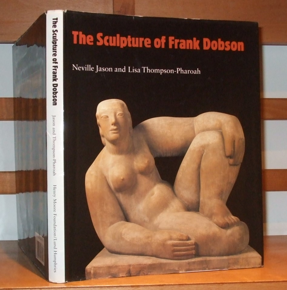 Image for The Sculpture of Frank Dobson