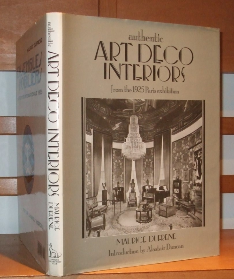 Image for Art Deco Interiors: From the 1925 Paris Exhibition