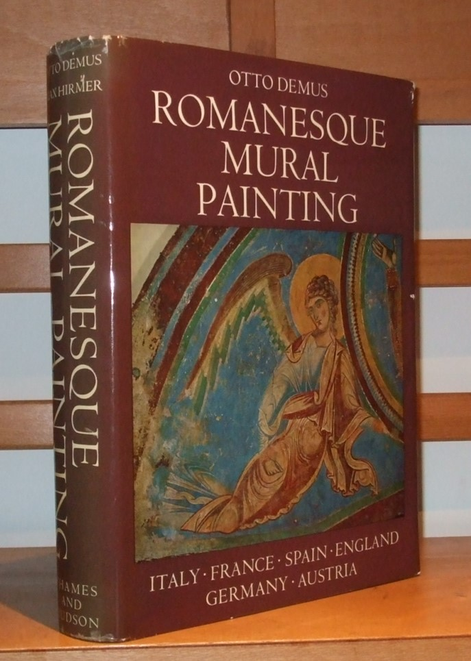 Image for Romanesque Mural Painting. With photographs by Max Hirmer