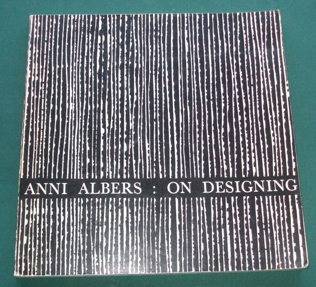 Image for Anni Albers on Designing