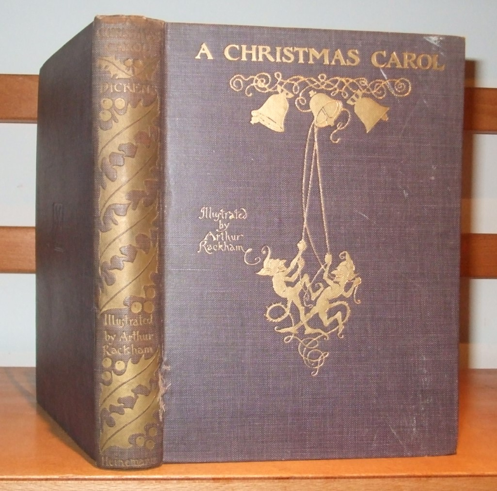 Image for A Christmas Carol Illustrated By Arthur Rackham