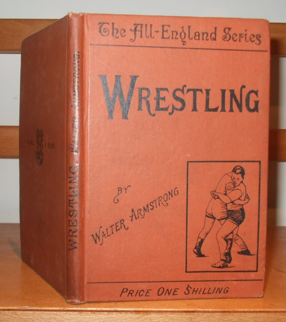 Image for Wrestling [ the All England Series ]