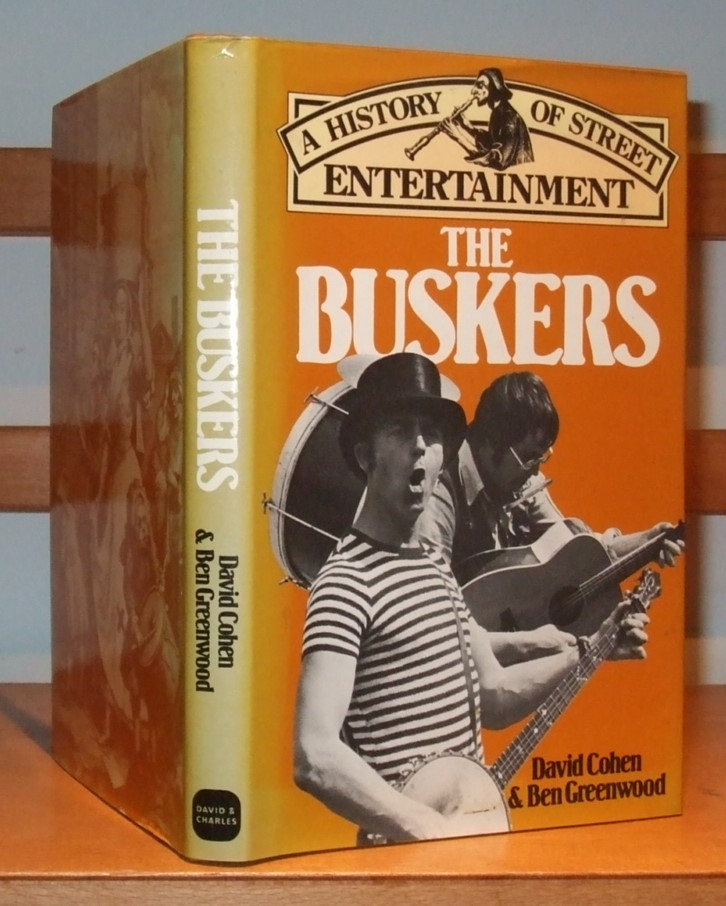 Image for Buskers: History of Street Entertainment