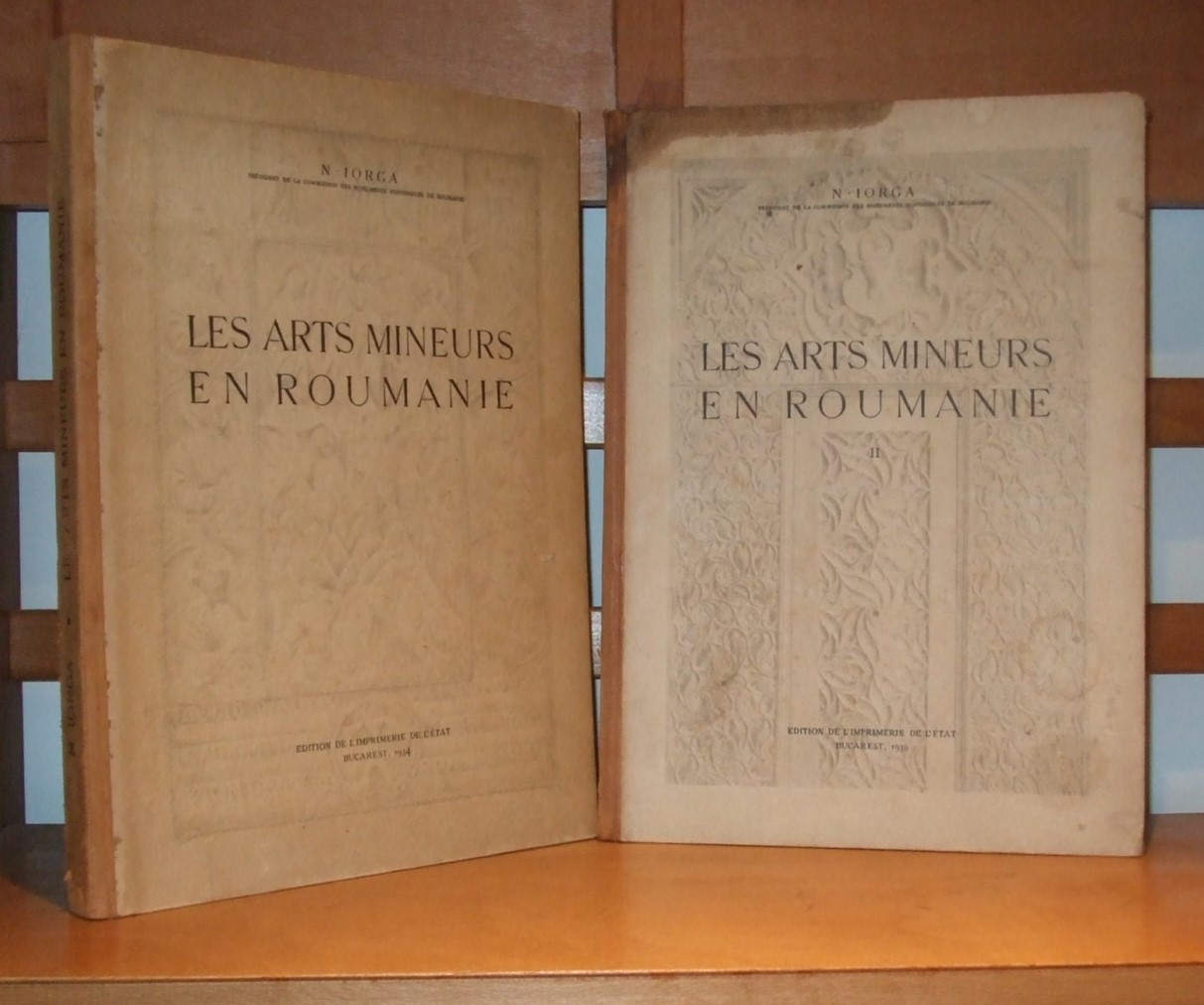 Image for Les Arts Mineurs En Romanie [ Complete in 2 Volumes ]