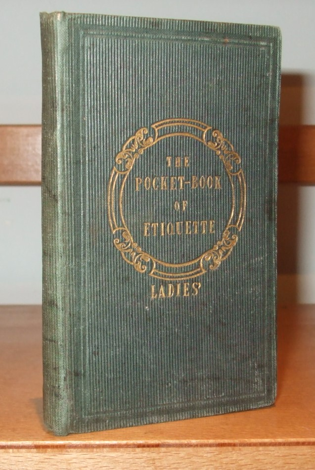 Image for The Ladies Pocket-Book of Etiquette
