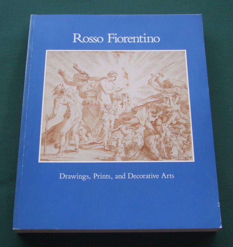 Image for Rosso Fiorentino: Drawings, Prints, and Decorative Arts