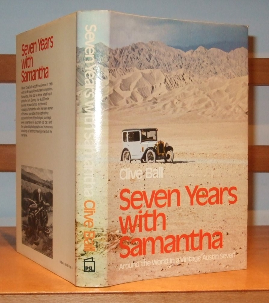 Image for Seven Years with Samantha: Around the World in a Vintage Austin Seven