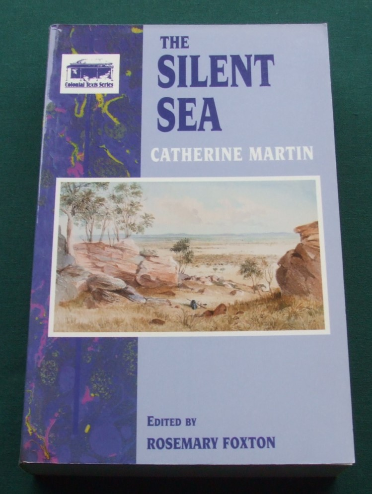 Image for The Silent Sea (Colonial texts series)