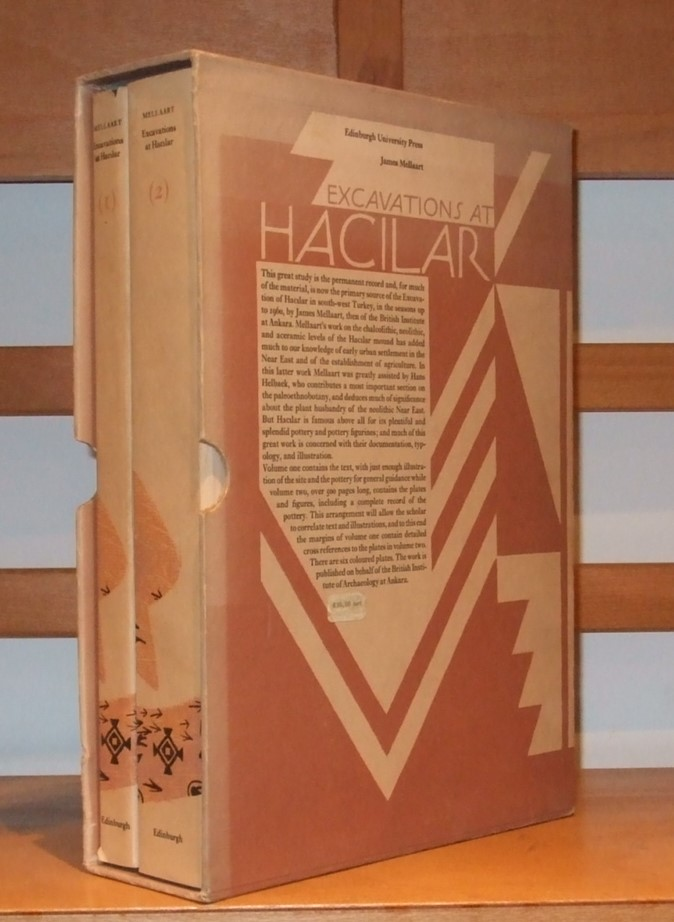 Image for Excavations at Hacilar [ Complete in 2 Volumes ]