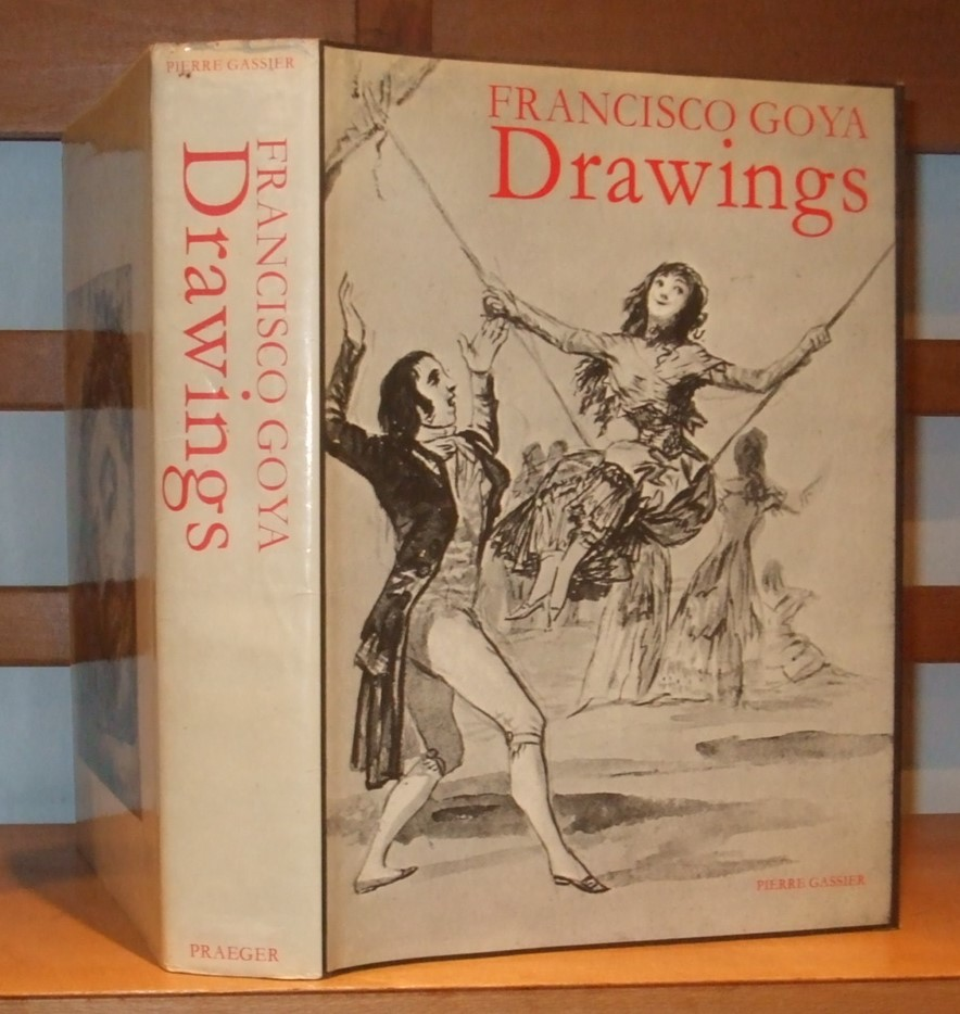 Image for Francisco Goya: Drawings; The Complete Albums