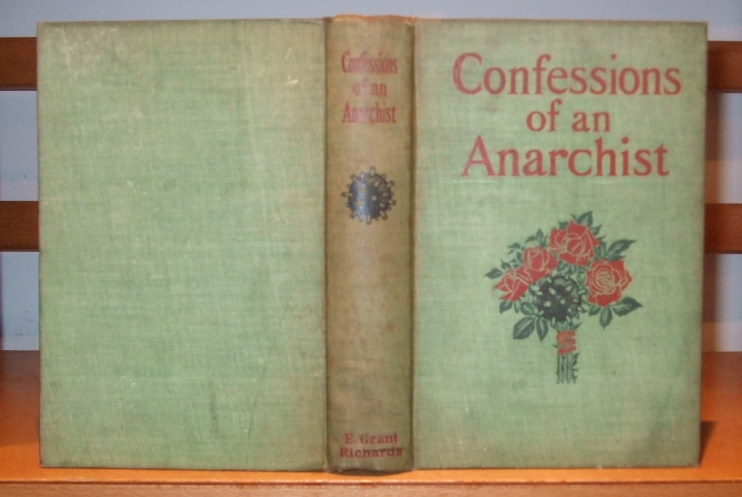 Image for Confessions of an Anarchist