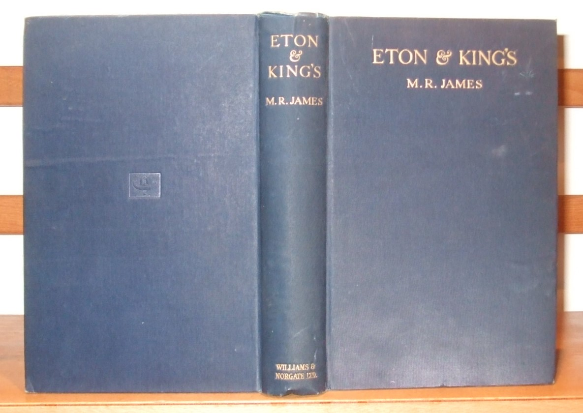 Image for Eton and King's Recollections, Mostly Trivial 1875-1925