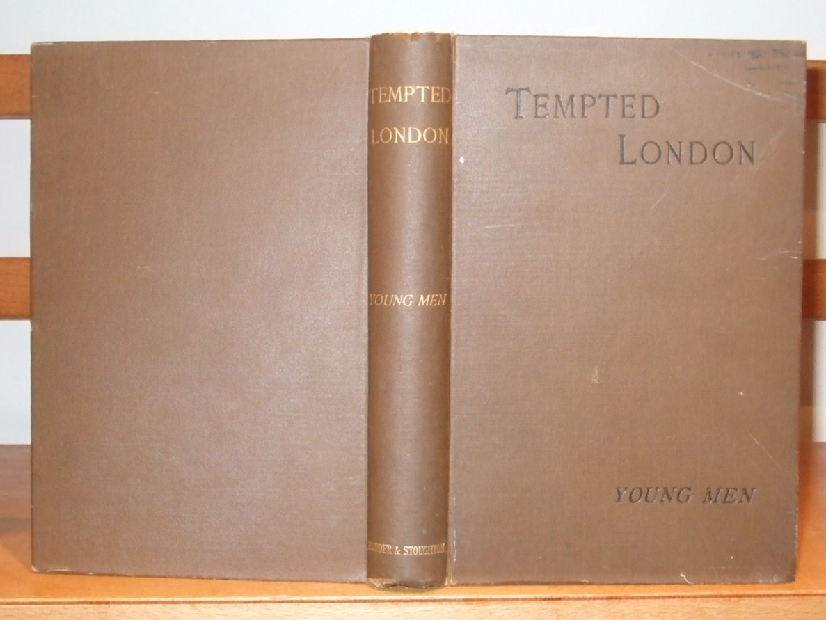 Image for Tempted London: Young Men