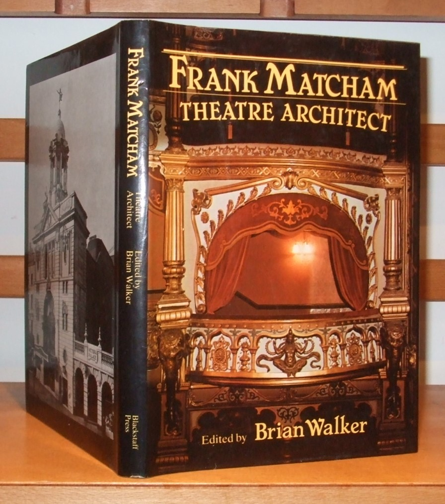 Image for Frank Matcham: Theatre Architect