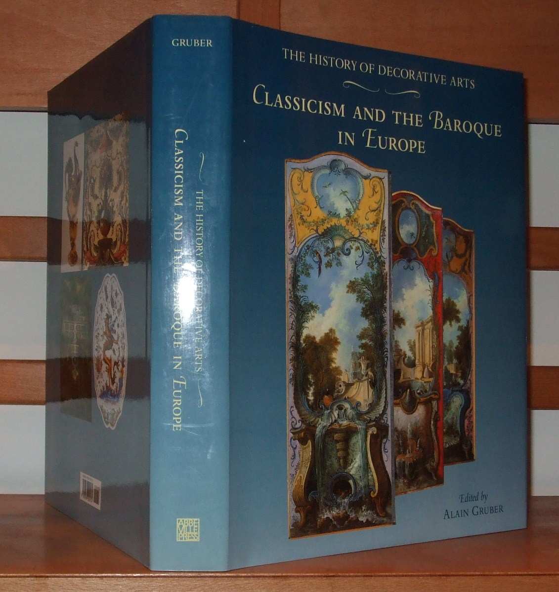 Image for Classicism and the Baroque in Europe (History of Decorative Arts)