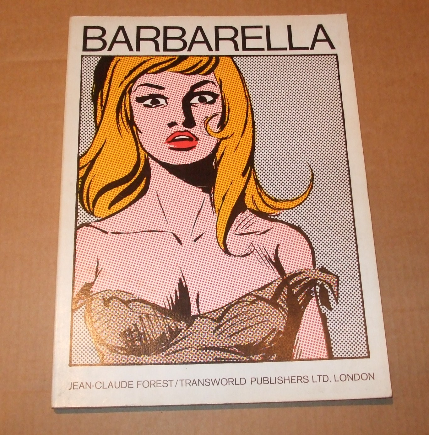 Image for Barbarella
