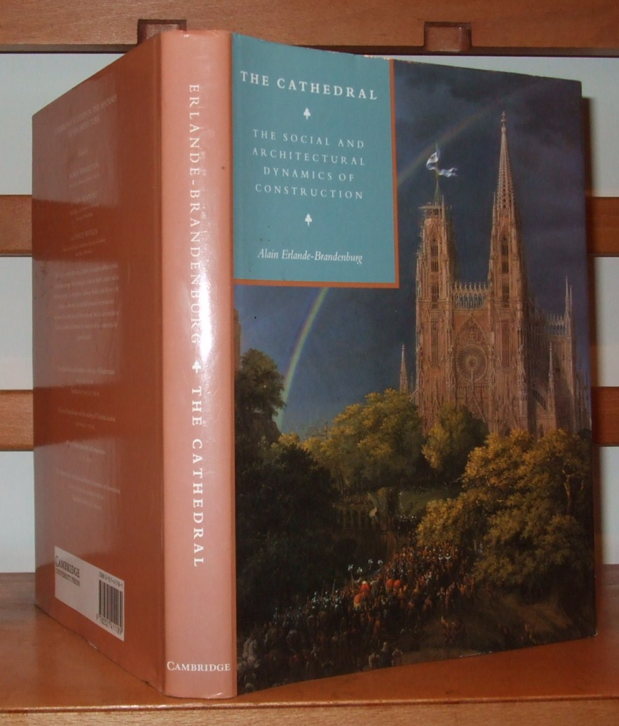 Image for The Cathedral: The Social and Architectural Dynamics of Construction (Cambridge Studies in the History of Architecture)