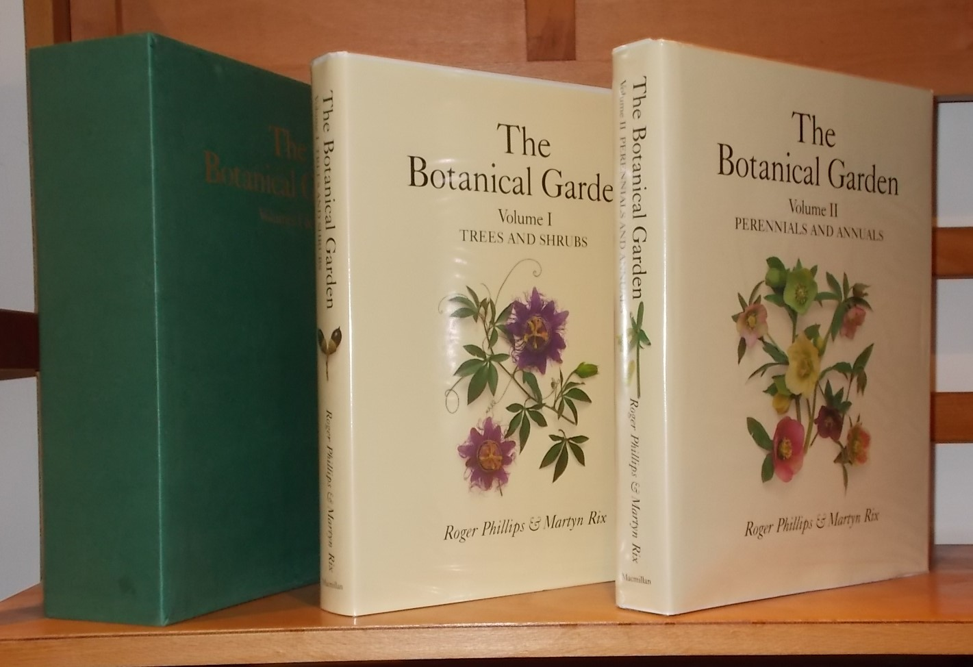 Image for The Botanical Garden  [ Complete in 2 Volumes