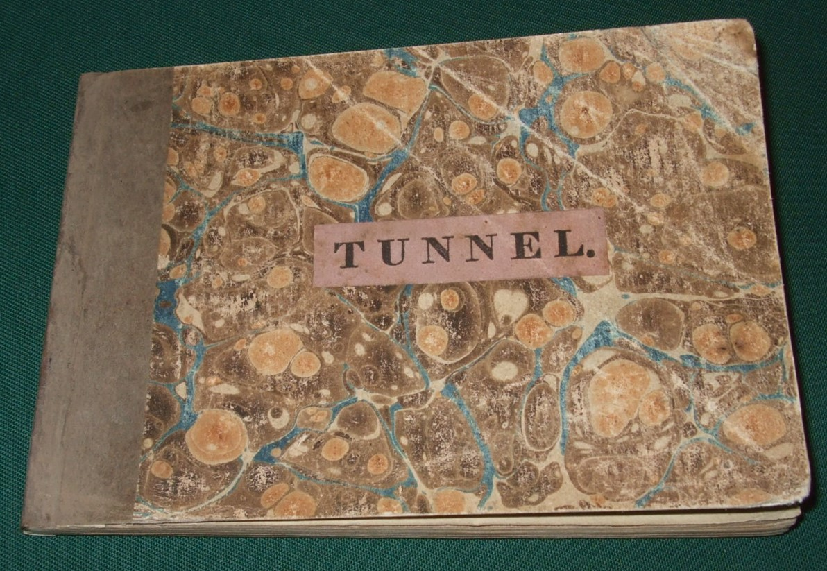 Image for Sketches of the works for the tunnel under the Thames, from Rotherhithe to Wapping.