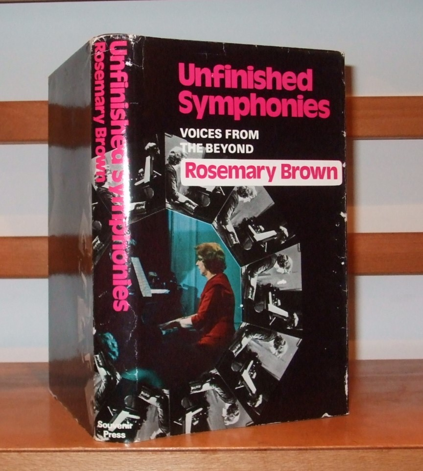 Image for Unfinished Symphonies: Voices from the Beyond