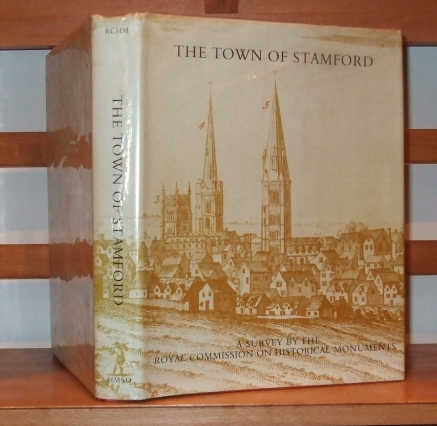Image for The Town of Stamford: An Inventory of Historical Monuments