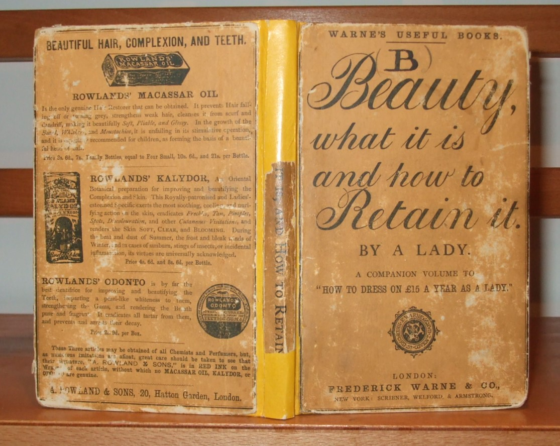 Image for Beauty What it is, and How to Retain it