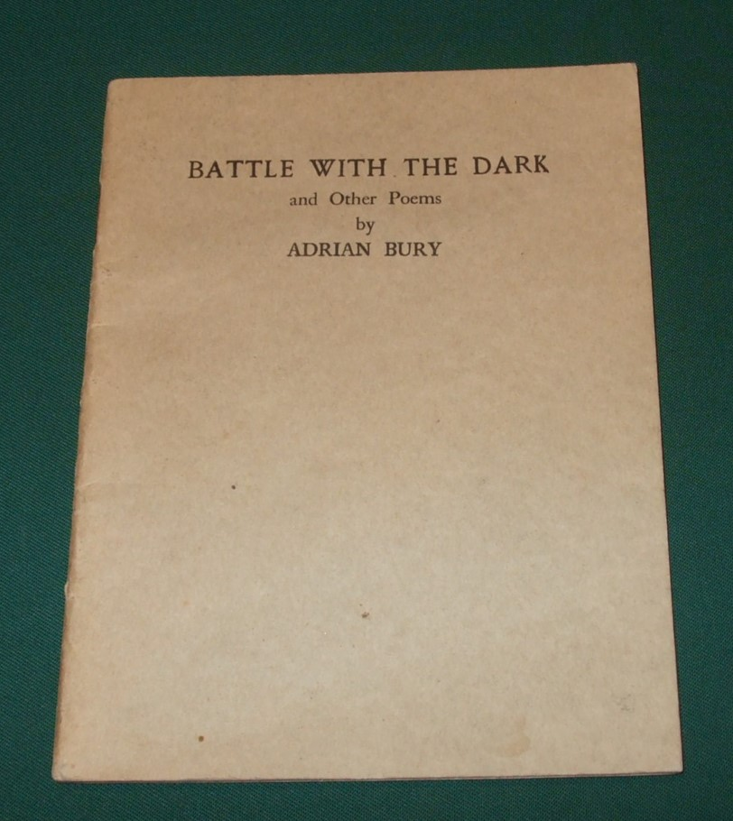 Image for Battle with the Dark and Other Poems