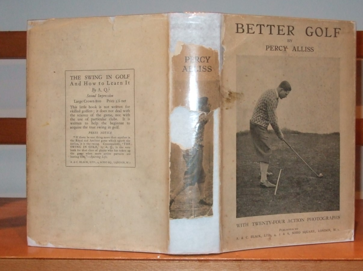 Image for Better Golf with an Introduction By George W. Greenwood