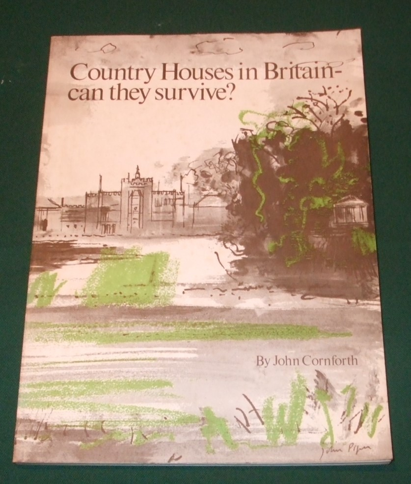 Image for Country houses in britain can they Survive
