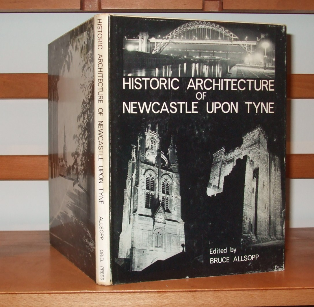 Image for Historic Architecture of Newcastle Upon Tyne