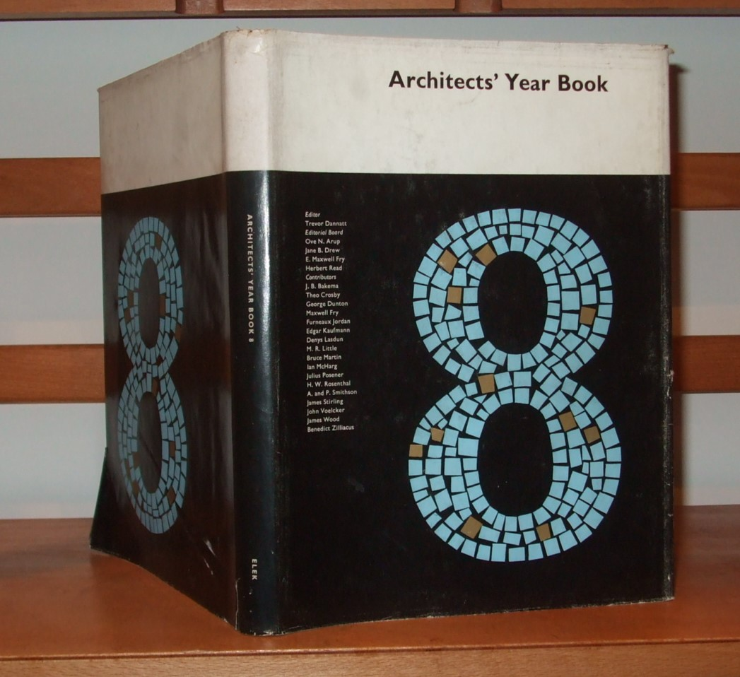 Image for Architects Year Book [ Book 8 ]