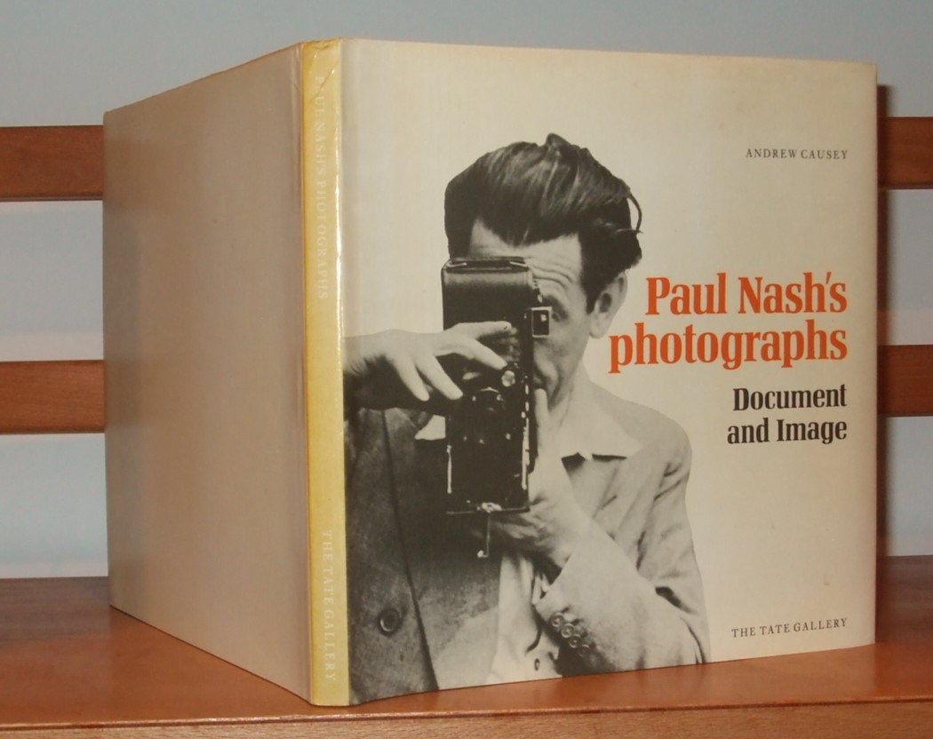 Image for Paul Nash's Photographs Document and Image