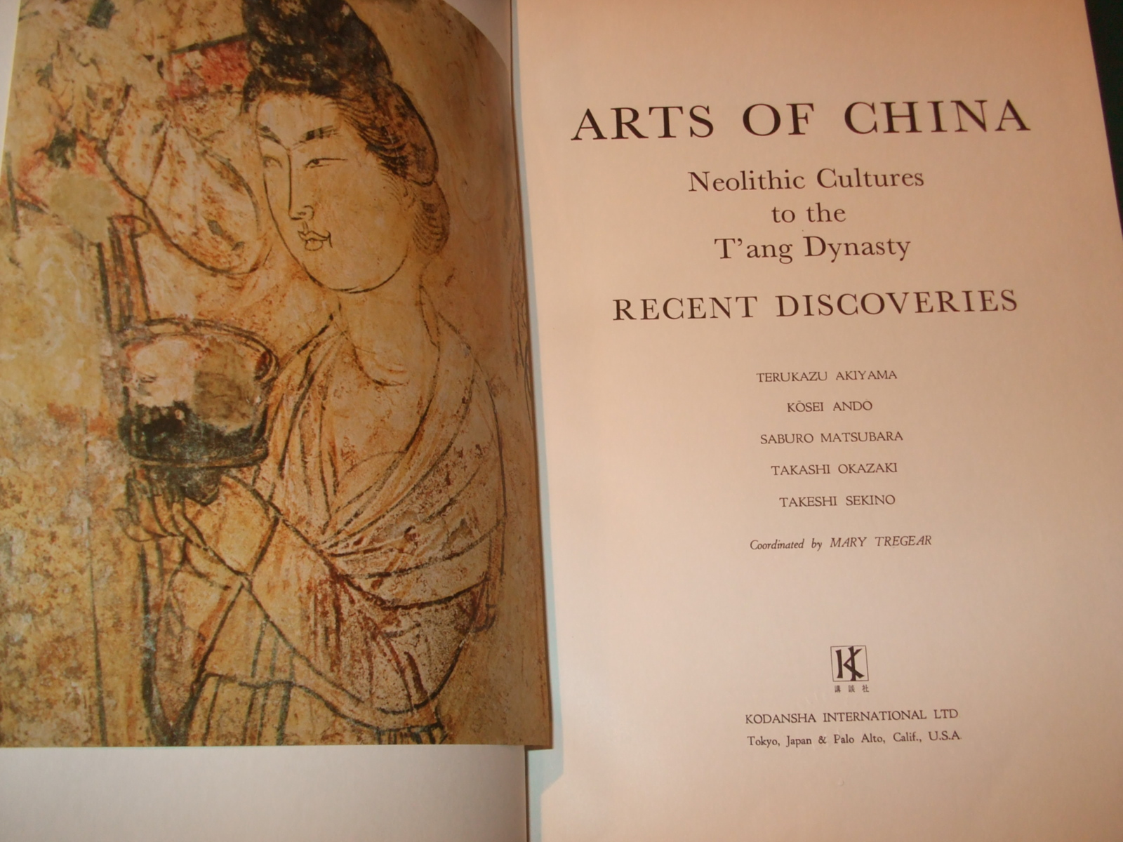 Image for Arts of China [ Complete in 3 volumes]. 1 Neolithic Cultures to the T'ang Dynasty . 2. Buddhist Cave Temples. 3. Paintings in Chinese Museums.