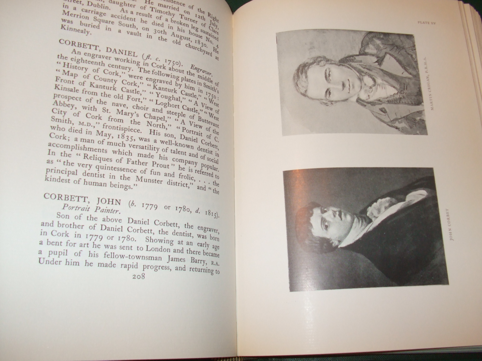 Image for A Dictionary of Irish Artists [ Complete in 2 Volumes ]