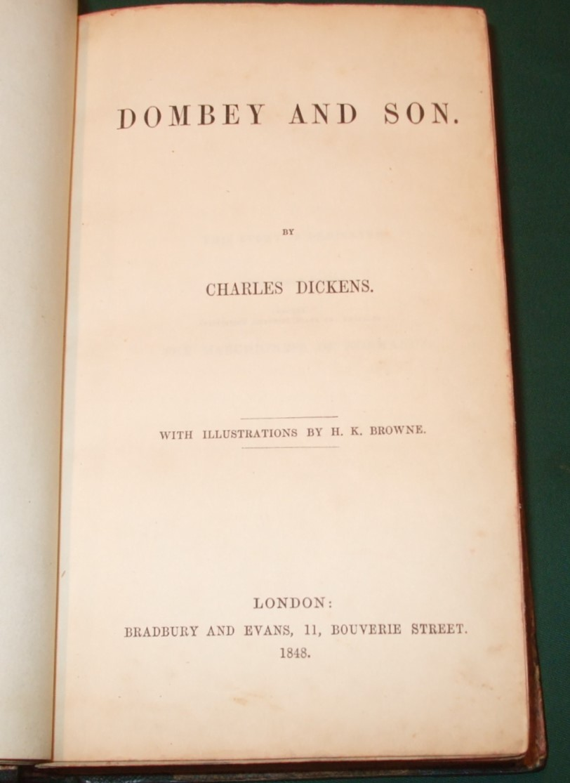Image for Dombey and Son