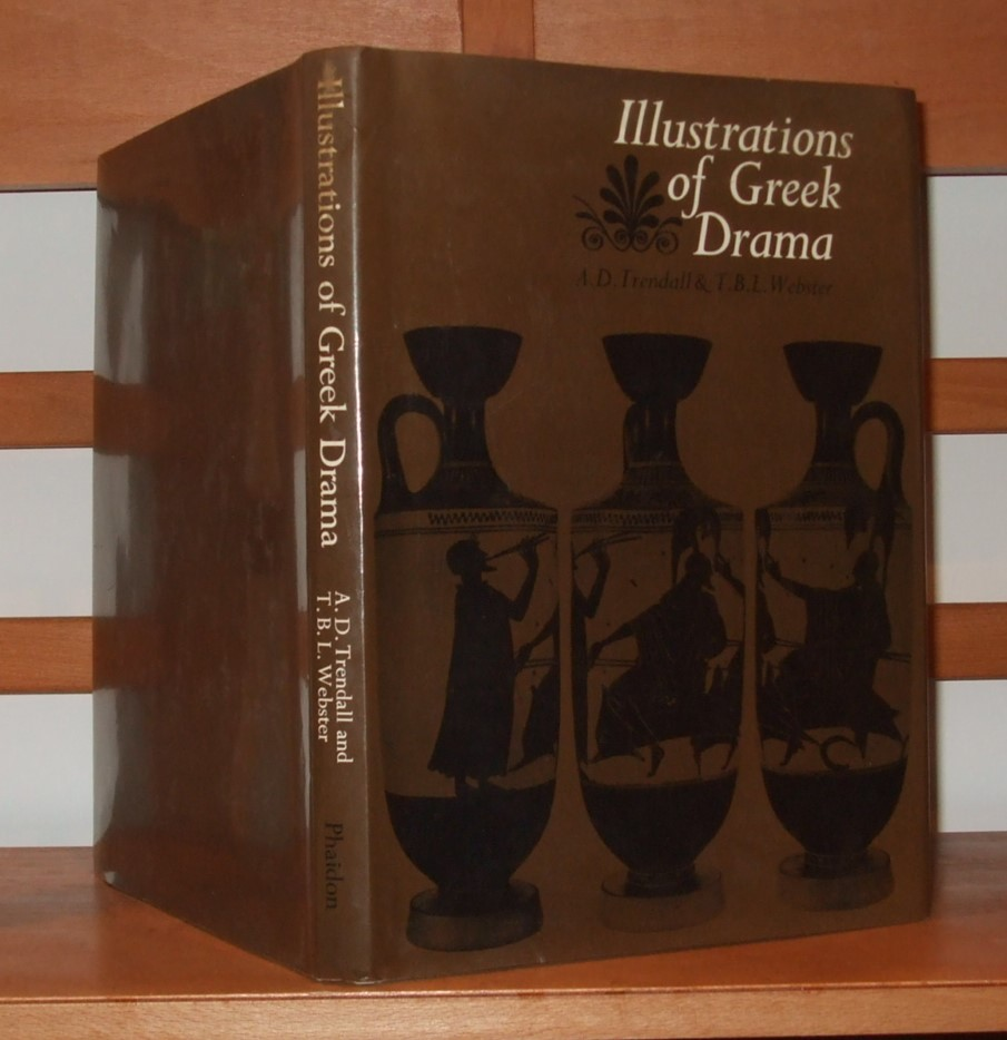 Image for Illustrations of Greek Drama