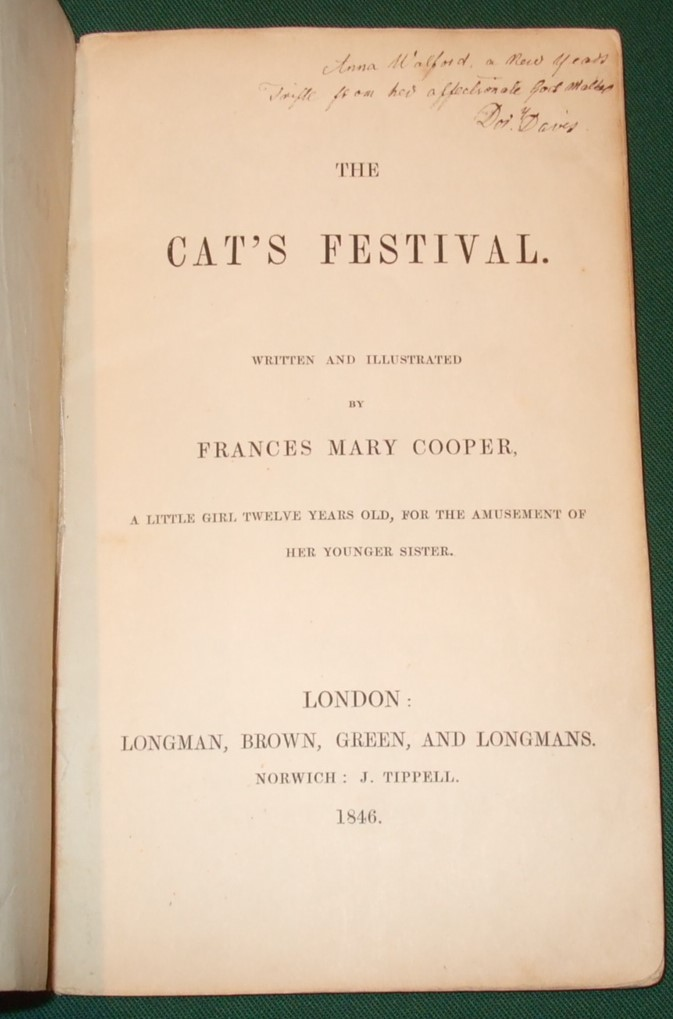 Image for The Cat's Festival