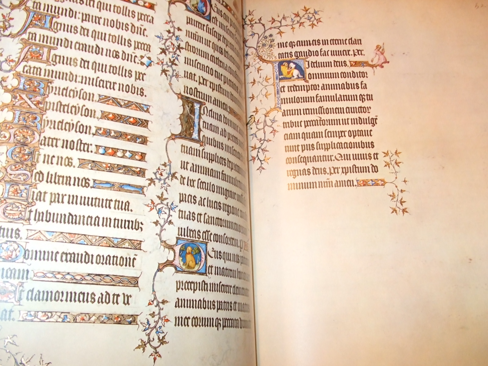 Image for The Grandes Heures of Jean, Duke of Berry. Bibliotheque Nationale, Paris