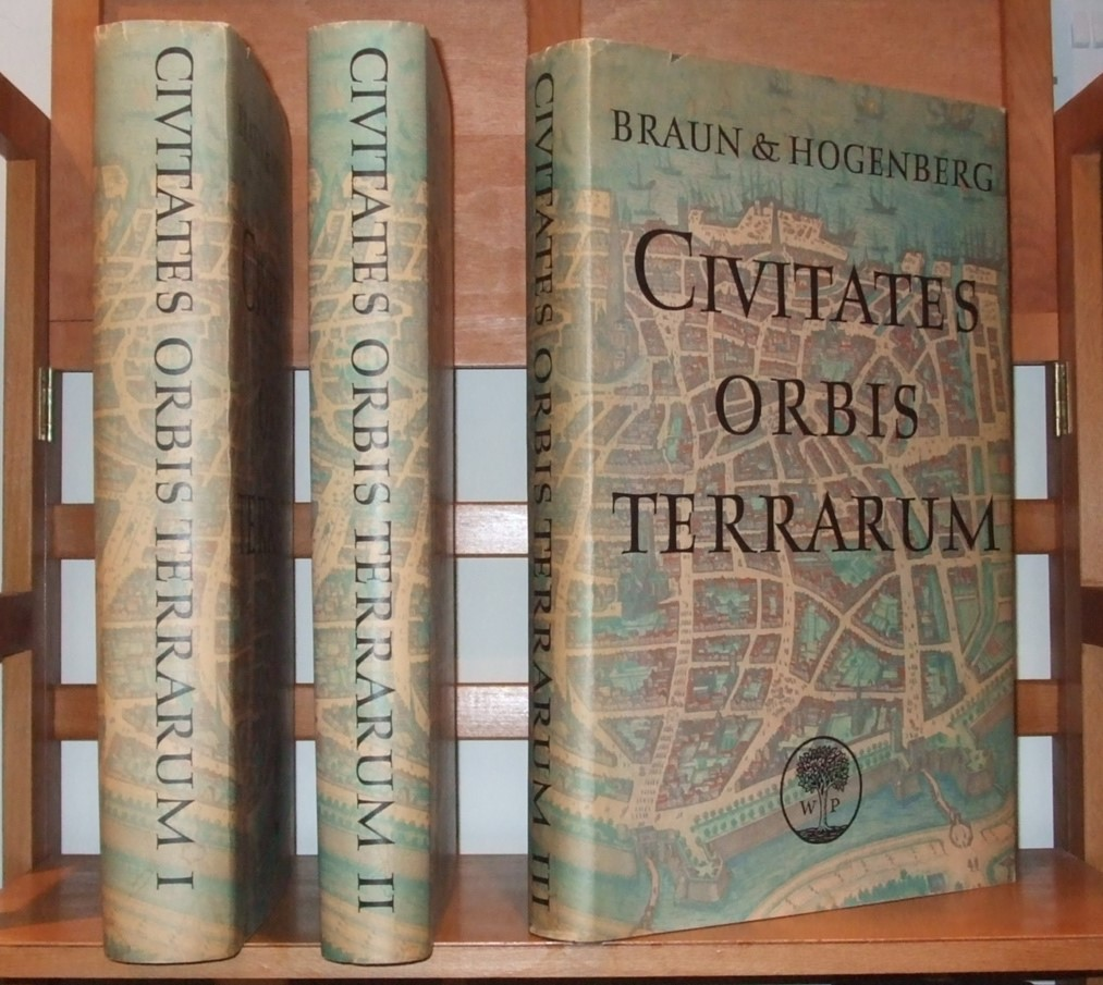 Image for Civitates orbis terrarum, 'The towns of the world, ' 1572-1618  [ Complete 3 Volume Set ]