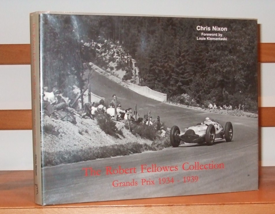 Image for The Robert Fellowes Collection: Grand Prix 1934-1939