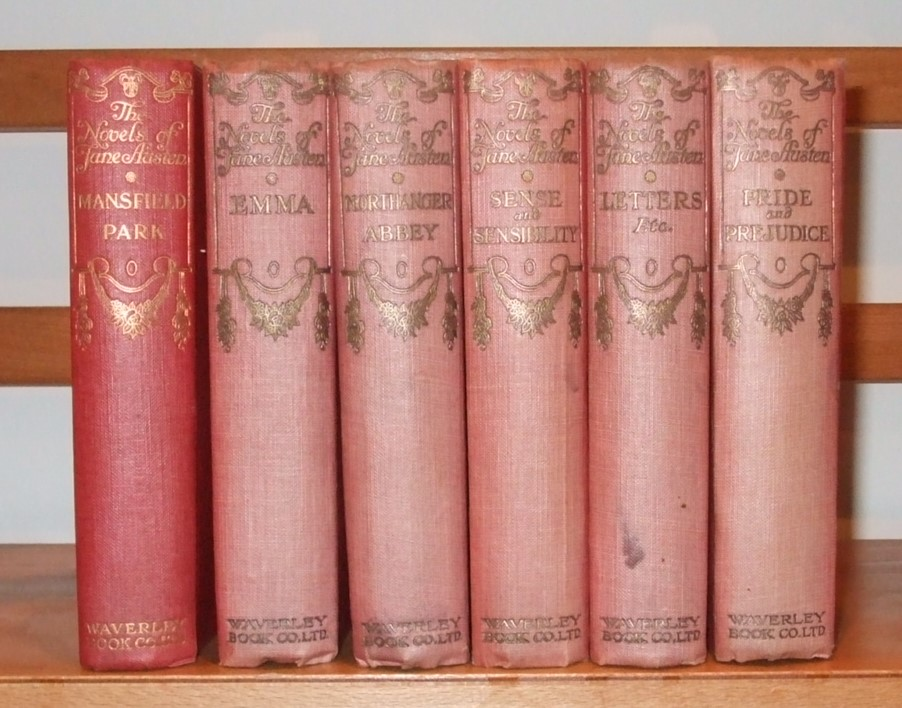 Image for The Novels of Jane Austen. [ Complete in 6 Volumes ]