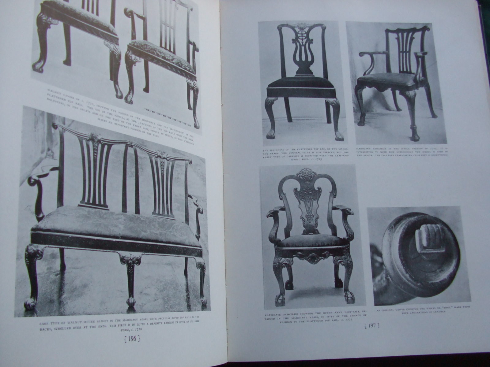 Image for English Furniture from Gothic to Sheraton [ Inscribed By Cescinsky ]