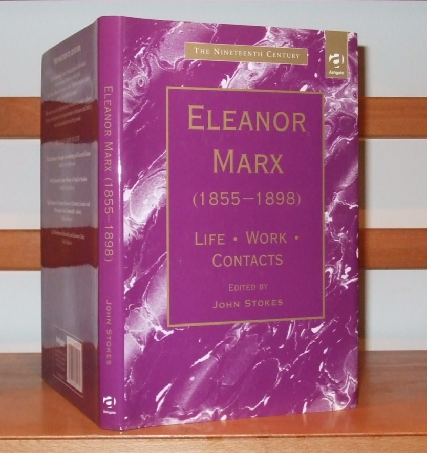 Image for Eleanor Marx [ 1855-1898 ]. Life. Work. Contacts