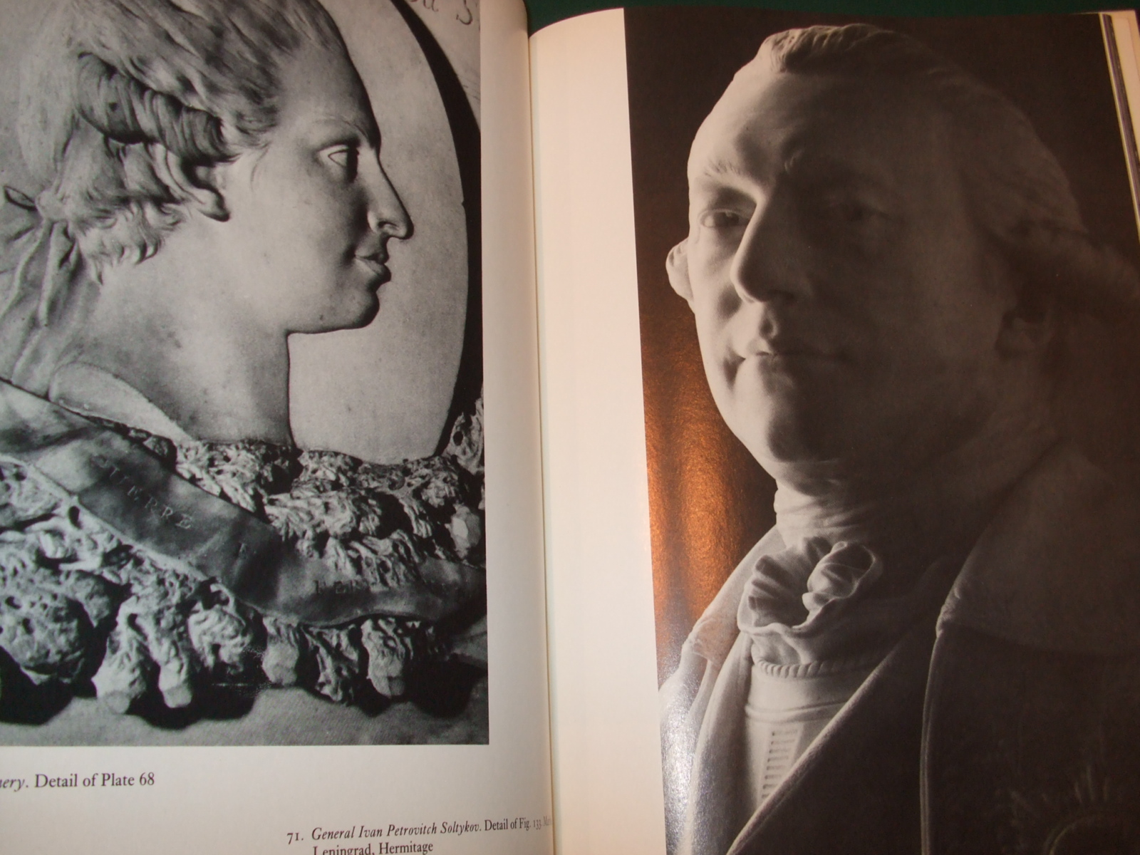 Image for Sculptures of Houdon