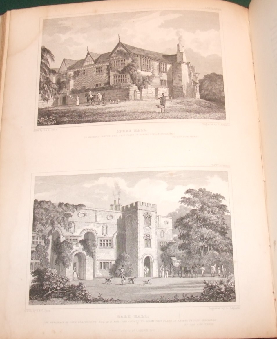 Image for Lancashire Illustrated